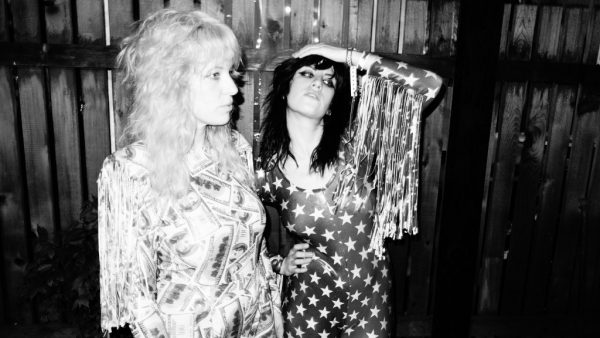Lindsey Troy und Julie Edwards sind Deap Vally