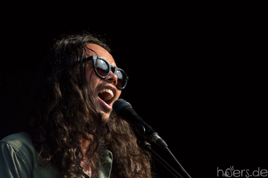 The Temper Trap @Lollapalooza Foto: Ana Blanch