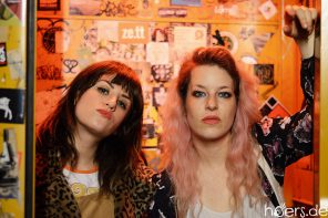 Deap Vally // Interview // Feministische Wichse