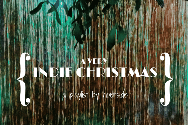 Playlist Indie Christmas