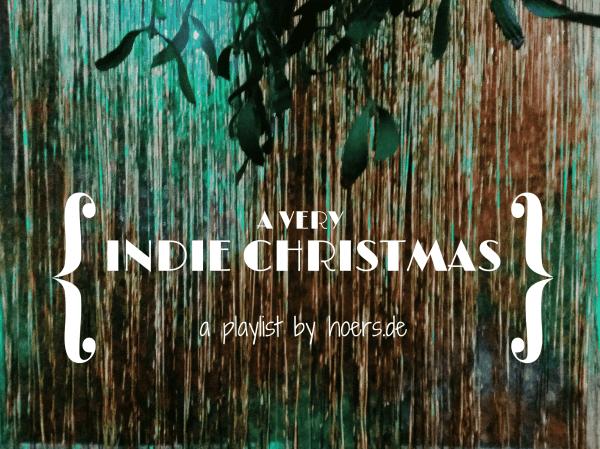 Playlist Indie Christmas