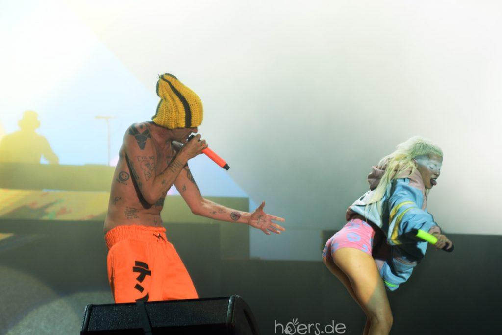 Die Antwoord @ Melt Festival 2017 - hoers.de