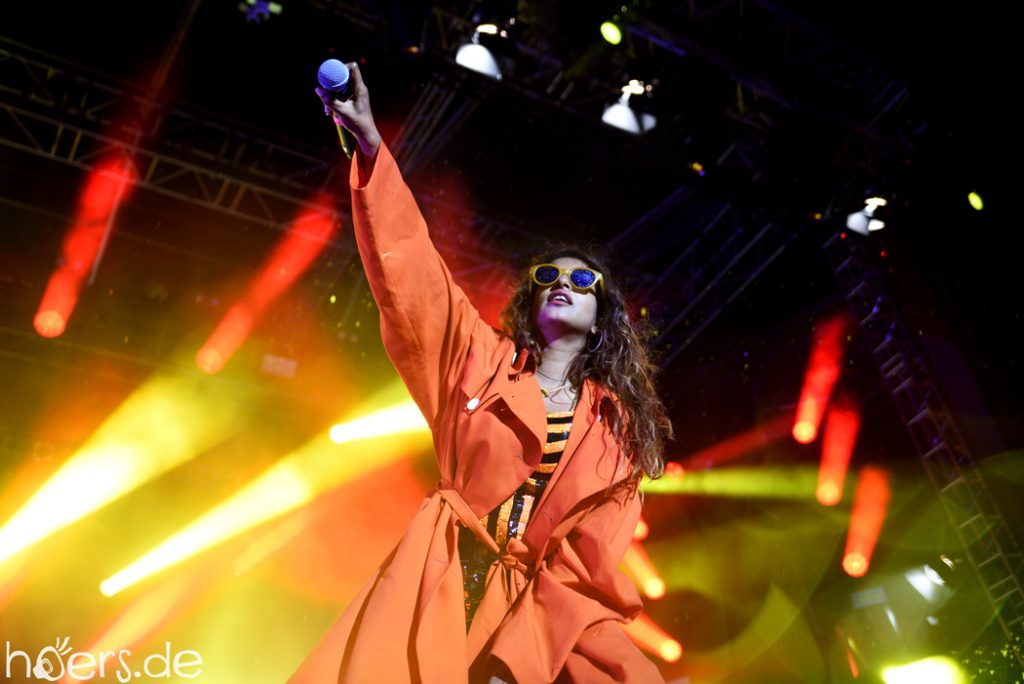 M.I.A. @Melt Festival 2017 - hoers.de