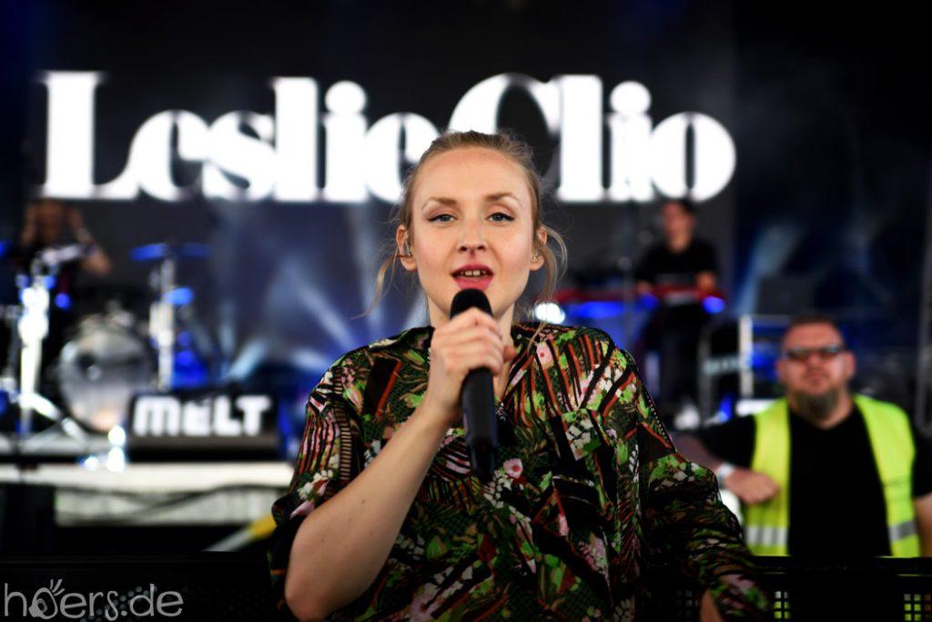 Leslie Clio @Melt Festival 2017 - hoers.de
