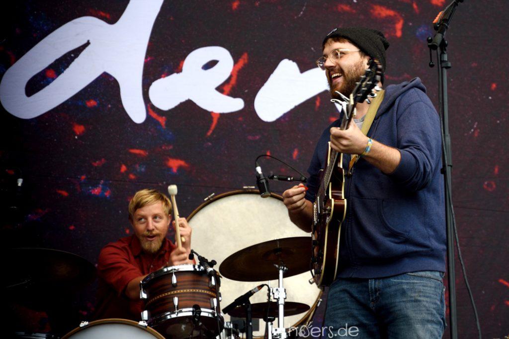 Bear's Den @ Lollapalooza - © anablanchphotography