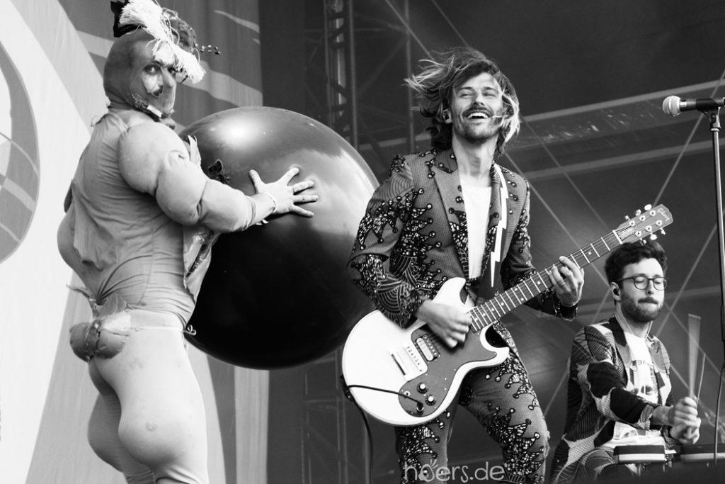 AnnenMayKantereit @ Lollapalooza 2017 - © anablanchphotography