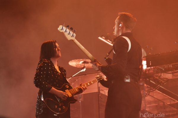 The XX @ Lollapalooza 2017 - © anablanchphotography