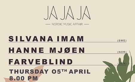 Silvana Imam - Hanne Mjøen - Farveblind - Ja Ja Ja Berlin