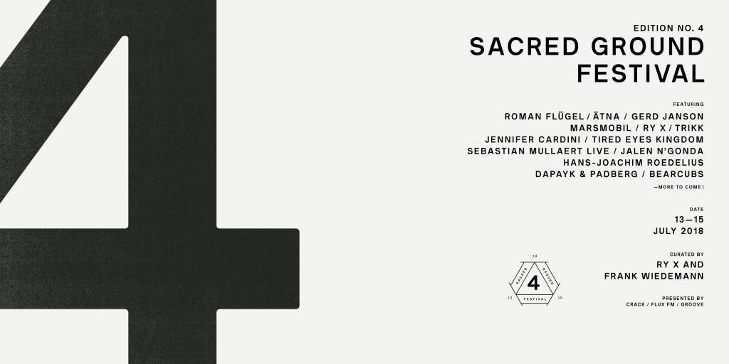 Sacred Ground Festival 2018