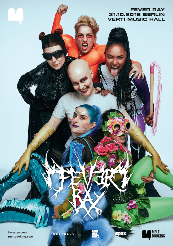 Fever Ray Verti Music Hall