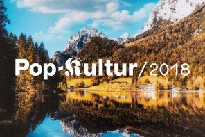 Sichert euch die letzten Pop-Kultur Festival 2018 Tickets in der Verlosung