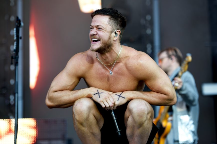 Lollapalooza 2018 Review-Imagine Dragons