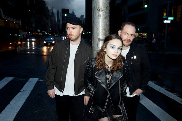 CHVRCHES im Tempodrom - Danny Clinch