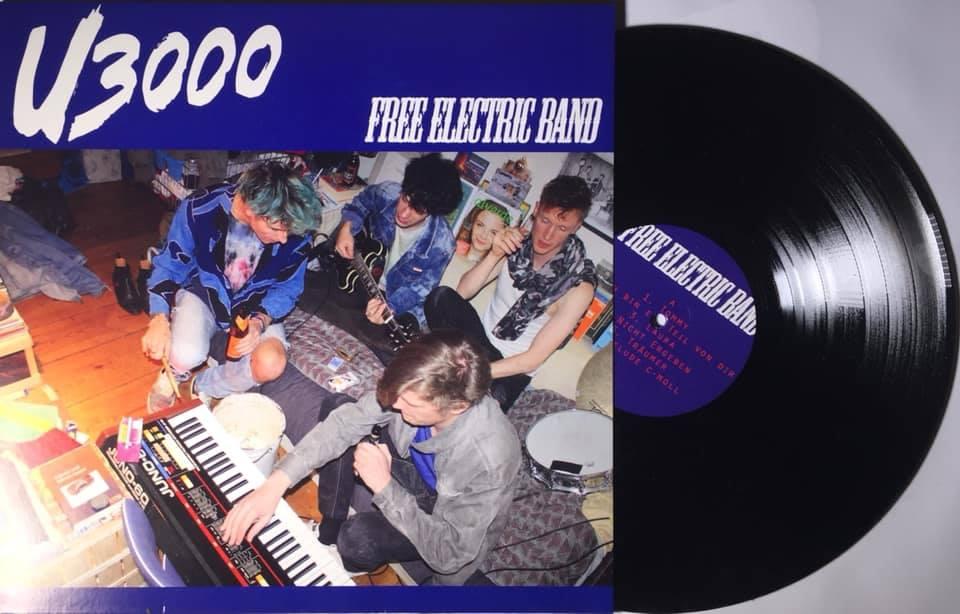 U3000 - Free Electric Band - Album