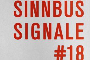 SINNBUS SIGNALE #18 im ex-Vulkan in Berlin
