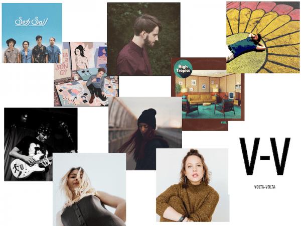 10 Songs Februar