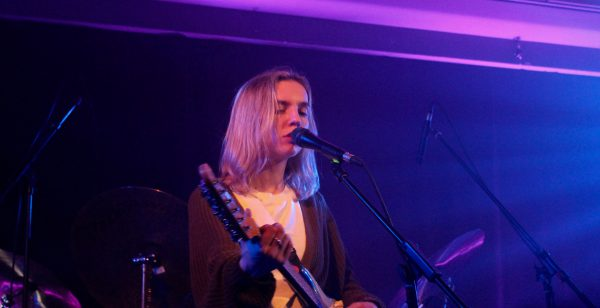 The Japanese House in der Kantine am Berghain