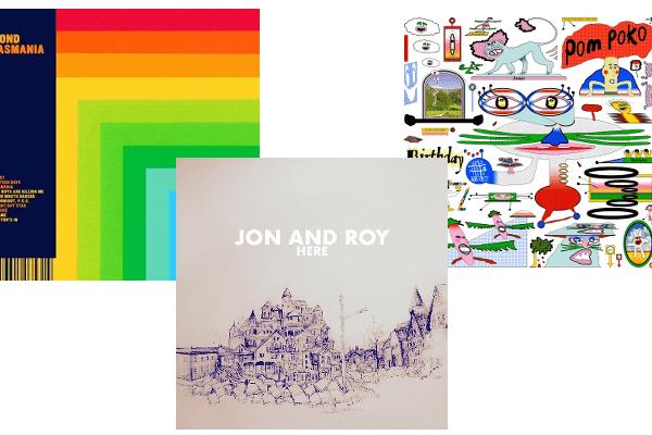 Neue Alben März 2019
