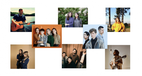 10 neue Indie Rock Songs