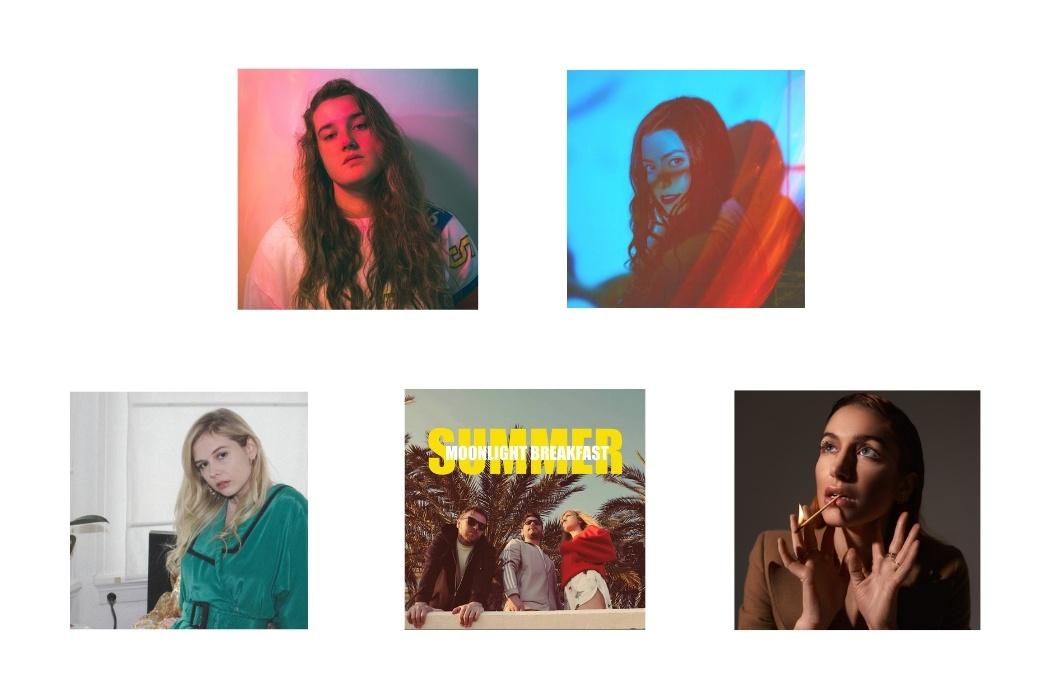 Reingehört #8 - Indie, Electro, Pop