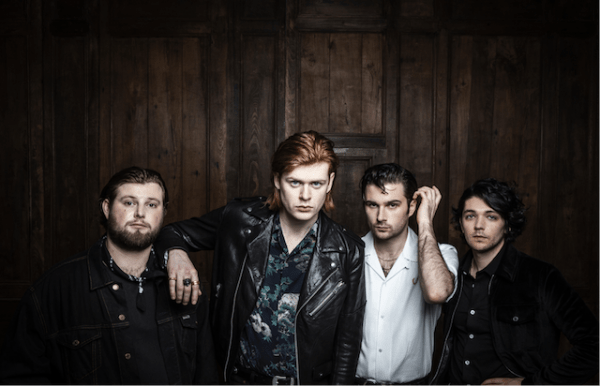 The Amazons Interview Future Dust