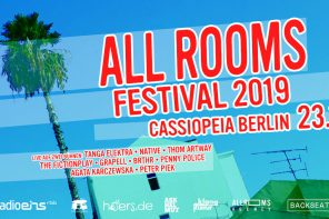 Verlosung // All Rooms Festival 2019 – Gästeliste