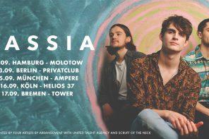 Cassia // Ticketverlosung für ihre Deutschland Tourdaten
