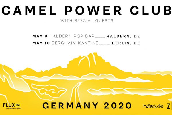 Camel Power Club Tour 2020