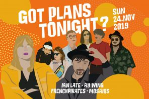 Got Plans Tonight? Ian Late, Ay Wing, Mosaiqs und mehr in der Kantine am Berghain