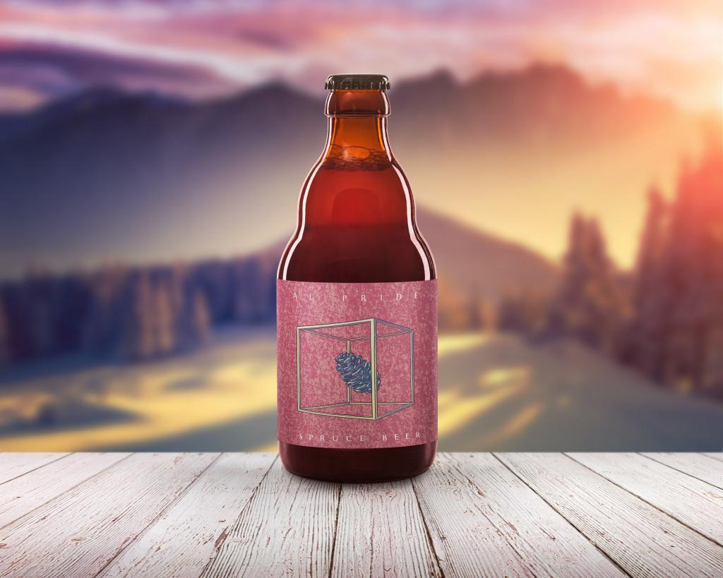 Spruce Beer