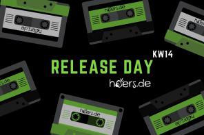 Release Day // Neuerscheinungen in Woche 14