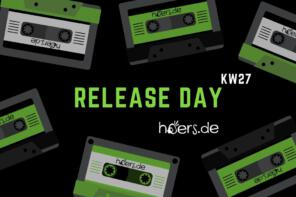 Release Day // Neuerscheinungen in Woche 27