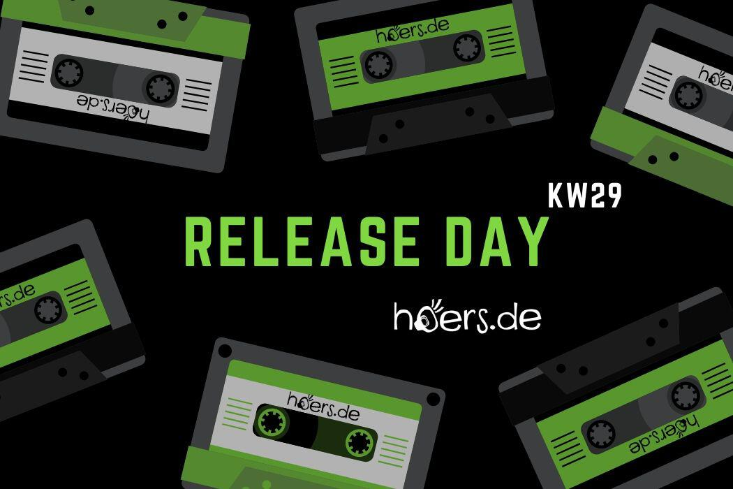 Release Day Woche 29 WP