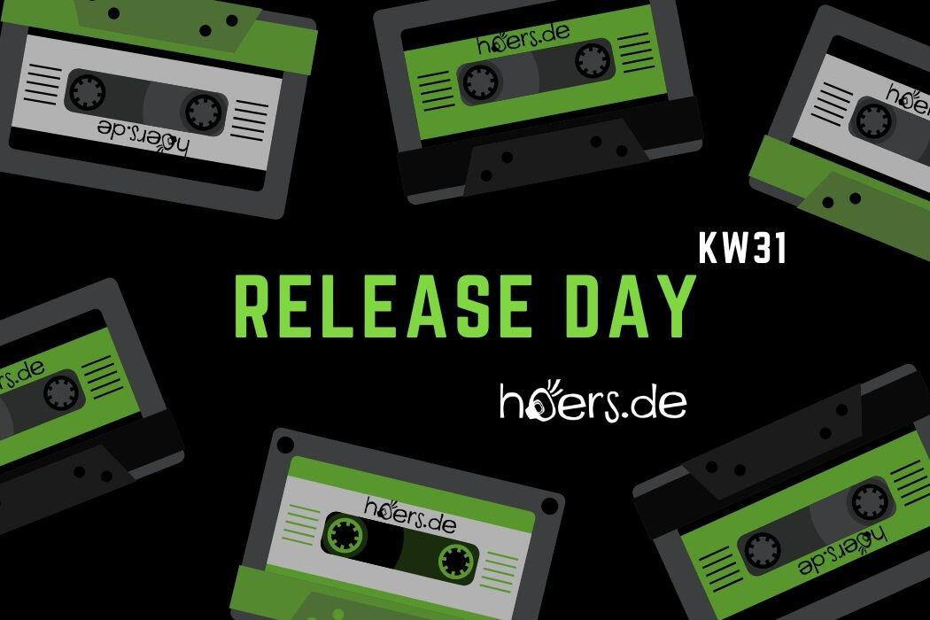 Release Day Woche 31 WP
