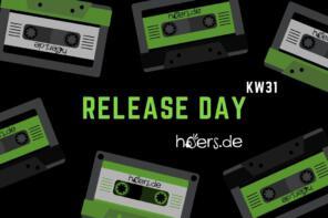 Release Day // Neuerscheinungen in Woche 31