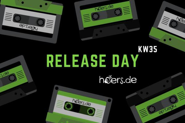 Release Day Woche 35 WP
