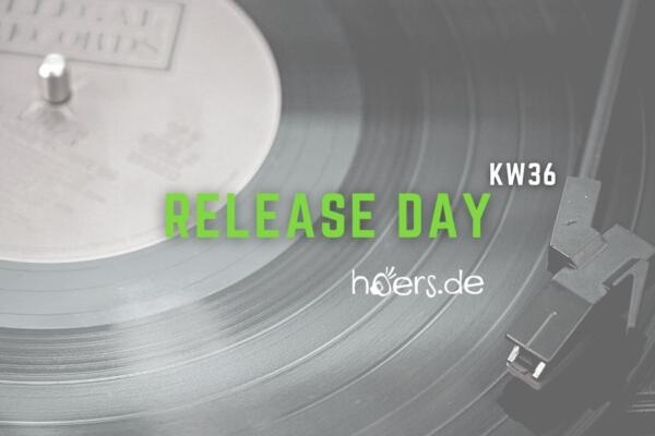 Release Day Woche 36 WP