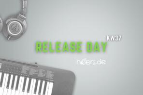 Release Day // Neuerscheinungen in Woche 37
