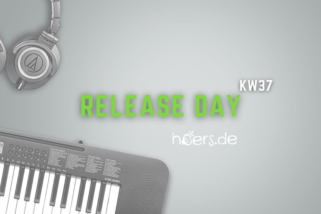 Release Day Woche 37 Wp