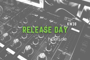 Release Day // Neuerscheinungen in Woche 38