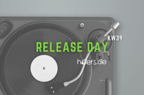 Release Day // Neuerscheinungen in Woche 39