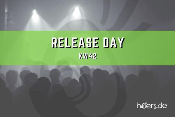 Release Day Woche 42 WP
