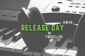 Release Day // Neuerscheinungen in Woche 40