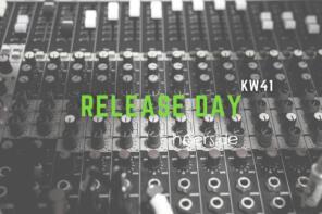 Release Day // Neuerscheinungen in Woche 41