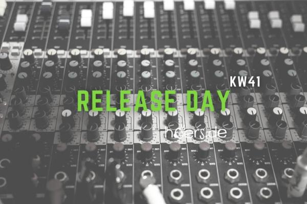 Release Day Woche 41 WP