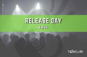 Release Day // Neuerscheinungen in Woche 44