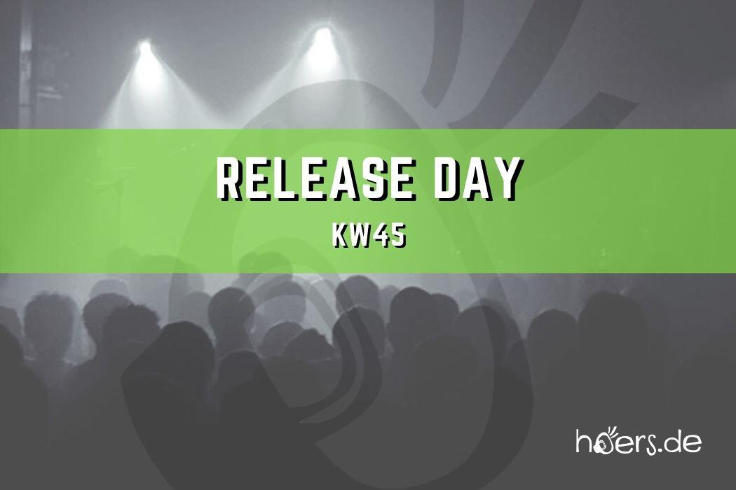 Release Day Woche 45 WP