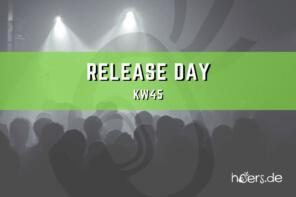 Release Day // Neuerscheinungen in Woche 45