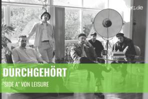 Duchgehört // Side A von Leisure