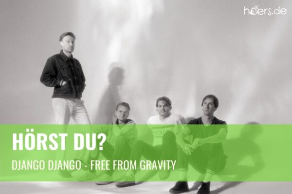 Django Django - Free from gravity WP